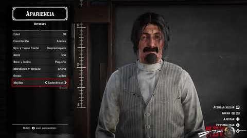 Red Dead Online Creacion de personajes