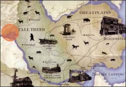 Mapa de Ubicación Colmillo el Lobo
