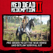 Reserva Red Dead Redemption 2