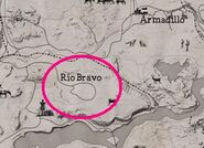 RDRed Fort Mercer Map