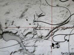 Mapa de Bearclaw Camp