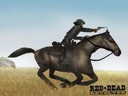 Caballo Red Dead Revolver