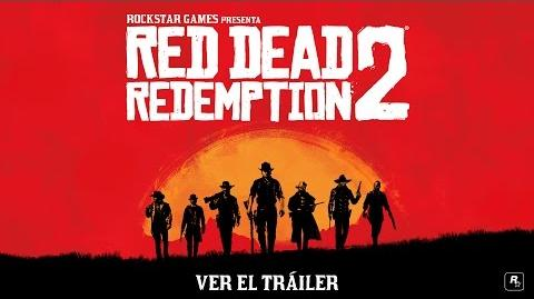 Red Dead Redemption 2 - Tráiler