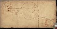 Oro azteca-Trozo mapa-1