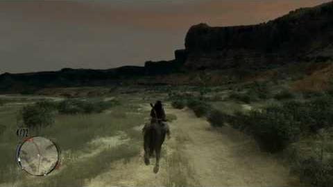 Red Dead Redemption Mount Unlocks - Super Bull
