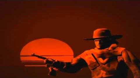 Red Dead Revolver Extra Red Harlow Loading Screen