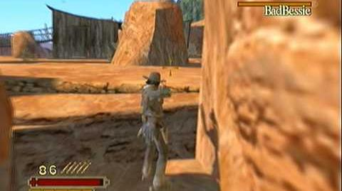 Roguey Valley Red Dead Revolver
