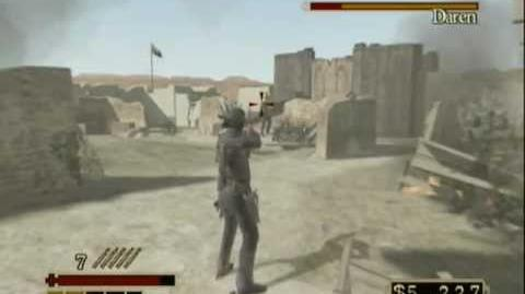 Fort Diego Red Dead Revolver