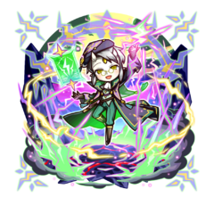 Alternative version of Ji with the blessing of the【God of Lightning】
