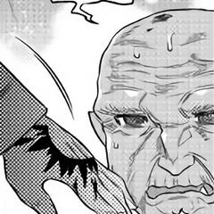 Seiji interrupting Gobujii