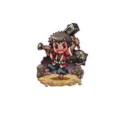 Oniwaka as a High Ogre