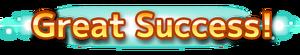 Enhance Great Success Game