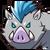 Icon 0688 SilverBoar