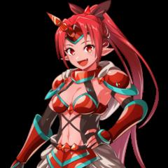 As a Blood Raid Empress