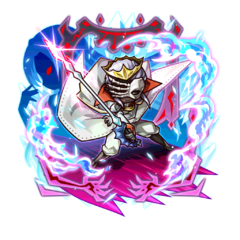 Vaskia (former Supreme White Commander and【Demon Emperor】on the New Era)
