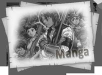 Manga Gray