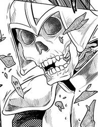 Greater skeleton manga 2