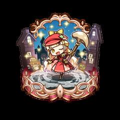 Princess Rubiria 【Inept Inspector】