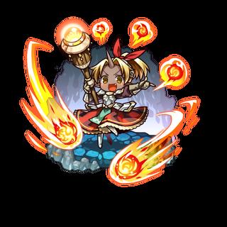 Auro as a Magic Gun User as an Ogre Mixblood