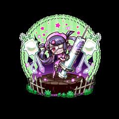 Aifu (Undead Nurse) in the mobile game