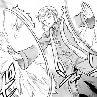 Seiji performing his new ability