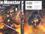 Re:Monster Volume 4/Illustrations