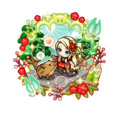 Therese 【New Year's Cheer】