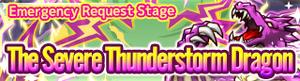 LimitedHunt TheSevereThunderstormDragon