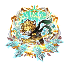 Chichiruta Rachira (Lightning Leopard Fang General)