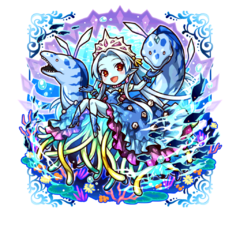 Kanami 【Pale Shell Exoskeleton】 as an Ice Blood True Vampire
