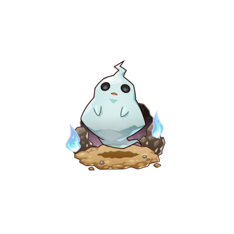 A Ghost in the mobile game