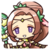 Icon 0398 MercyLadySaint