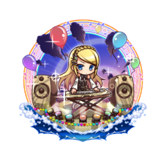 Therese 【Wave Riding Keyboardist】
