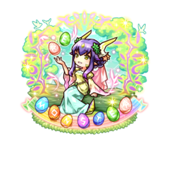 Ramura (Dragon Princess of Resurrection) in the mobile game
