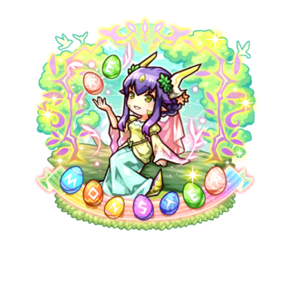 Ramura (Dragon Princess of Resurrection) in the mobile game