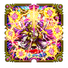 The God of Lightning in the mobile game