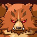 Icon 0213 FourArmedBear