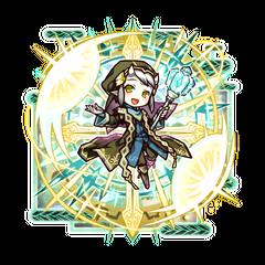 Seiji 【Sacred Splendor】 as a Sereness King