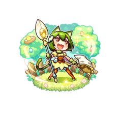 Cheroaito (Hunter of Easter) in the mobile game