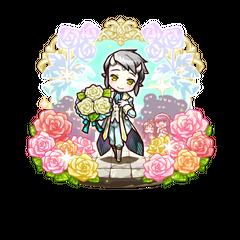Seiji 【White Debonair Demon】 as a Saint Lord