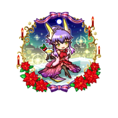 Ramura (Lady Order of the Holy Night) in the mobile game