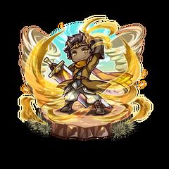 "Haboob Demon (Head of the ""Desert Demon"" clan)"