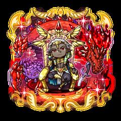 Stulka (Dark High Elf King of the desert)