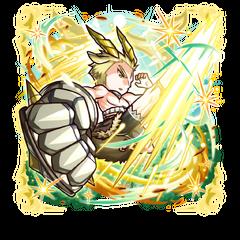 Luminous Prince Baldor (Prince of the Giants)