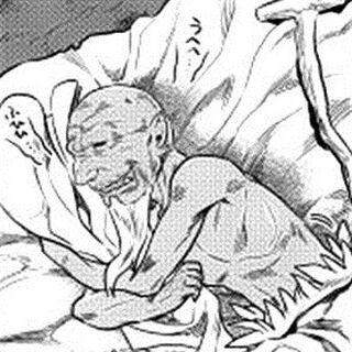 Sleeping Gobujii