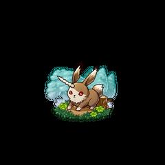 A Horn Rabbit