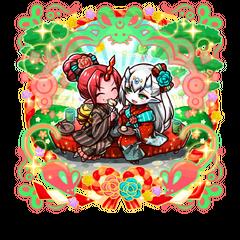 Supesei & Burasato【New Year's Tea】