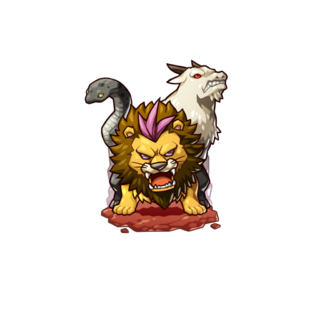 A Chimera in the mobile game