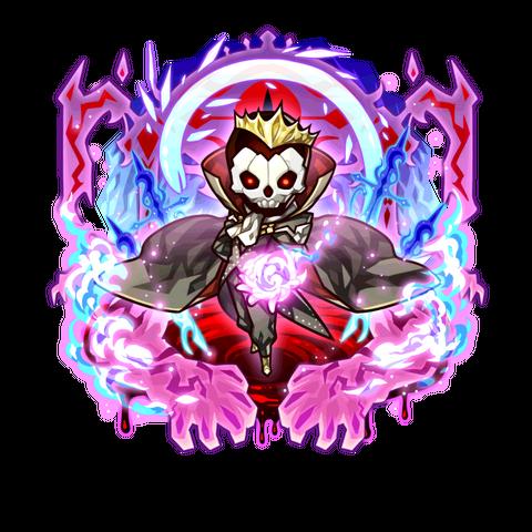 Hyulton (Demon Emperor) in the mobile game