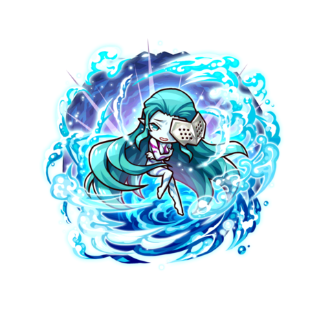 Grief Charybdis in the mobile game